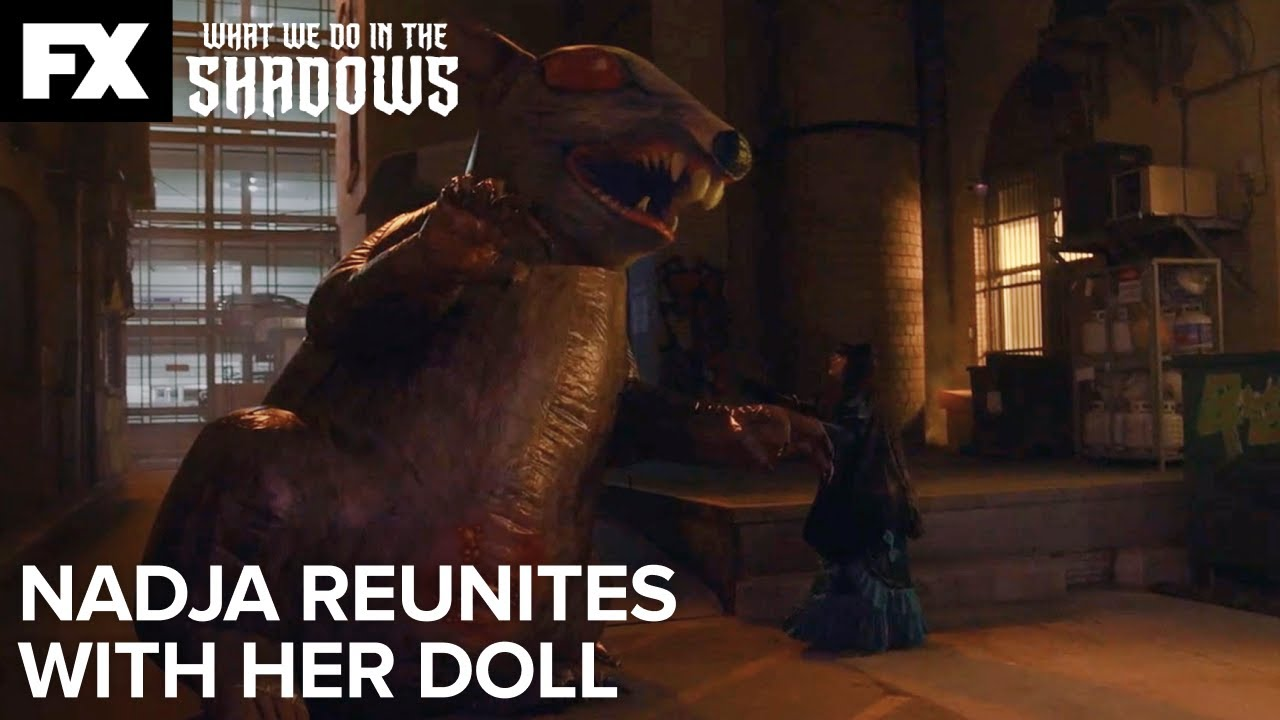 Download Nadja Reunites With Her Doll | What We Do in the Shadows - Season 3 Ep. 9 | FX