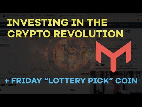 Investing In The Revolution - Lottery Ticket Pick + The Future Of Exchanges - CMTV Ep28