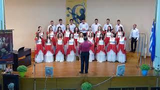 Video Sfânt este Domnul Savaoth, Gavriil Musicescu (1847-1903) download MP3, 3GP, MP4, WEBM, AVI, FLV November 2017