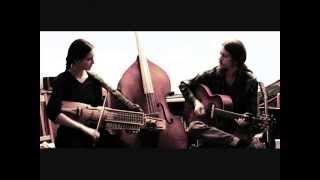 Schottis från Härjedalen - KNEP - nyckelharpa & guitar