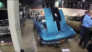 Muscle Car And Corvette Nationals 2018