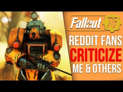 Reddit Blames Me & Others for Fallout 76 Outrage (My Response) thumbnail
