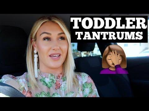 TODDLER MELTDOWNS IN PUBLIC | Tara Henderson
