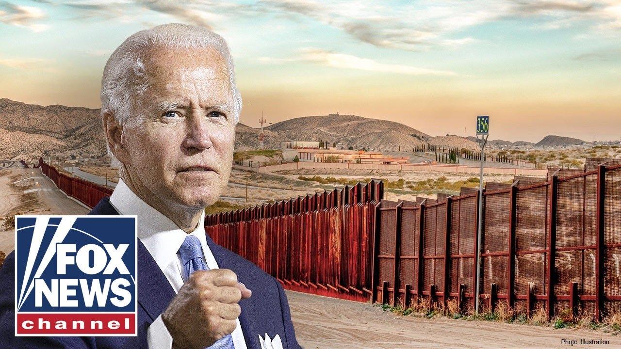 'The Five' blast Biden's behavior at the border