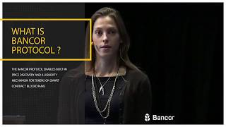 Bancor | Protocol for Smart-tokens, solving the liquidity problem