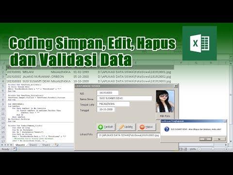 Cara Menggunakan Visual Basic Pada Excel 2013