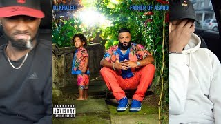 DJ Khaled - Father of Asahd FIRST REACTION/REVIEW