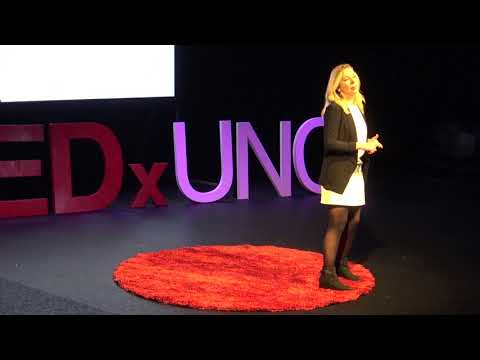 Changing the culture of mental health in sports | Rachael Flatt | TEDxUNC