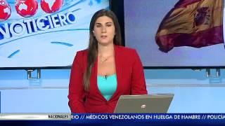 El Noticiero Televen - Emisión Meridiana - Viernes 27-05-2016