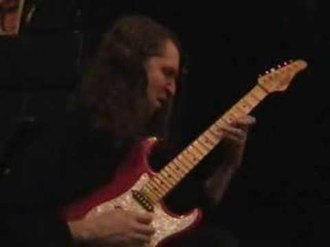 Matthew Mills Neoclassical Rock Guitar Player 2005