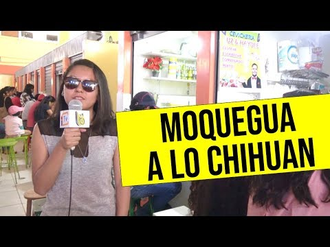 Misión Chihuan en Moquegua