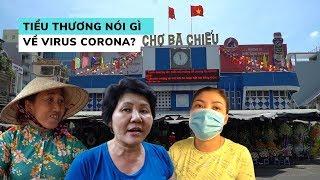 Tiểu thương chợ Bà Chiểu và câu chuyện về virus corona giữa bệnh dịch Covid 19