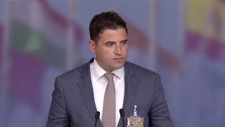 Davor Bernardic, MP Croatia at Jalsa Salana UK 2016