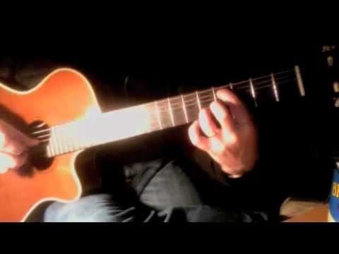 Moon River - solo acoustic guitar arrangement