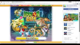 Hack de oro comida y xp en dragon city 2016