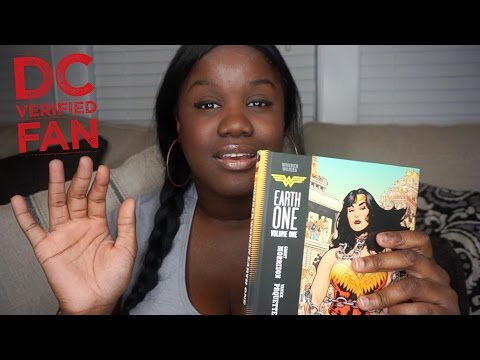 Wonder Woman: Earth One Vol. 1 Review from The Venus Noire