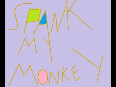 Watch me spank my monkey assured, that