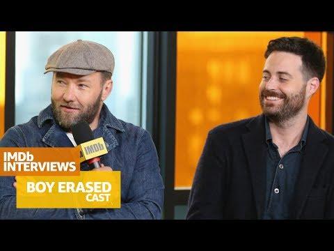 'Boy Erased' Director Joel Edgerton & Garrard Conley Discuss Film About Gay Conversion Therapy
