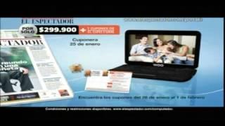 Promoción El Espectador Computador Portátil Táctil