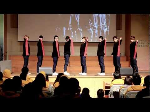 """MIC (Motion In Christ) - Group 1 Crew """"Keys To The Kingdom"""" @2013 HanST [CCD/워십댄스/Worship Dance]"""