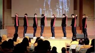 mic motion in christ group 1 crew keys to the kingdom 2013 hanst ccd워십댄스worship dance