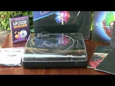 Vinyl To MP3 Converter Software