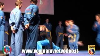 Vovinam Viet Vo Dao, Fior di Loto Festival - DEMO 2