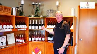 Introduction of Melton Estate wines at the Cellar Door