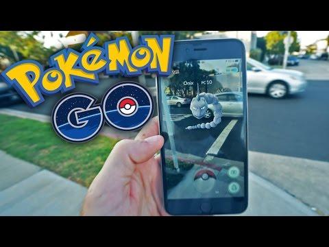 Capturando Pokemon