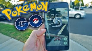 CAPTURANDO POKEMON! Pokemon GO - [LuzuGames]