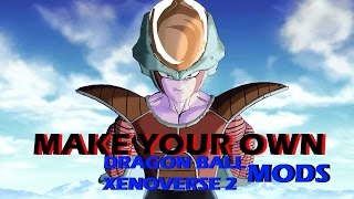 How to make a Mod for Dragon Ball Xenoverse2/Xenoverse 2 Modding Tutorial