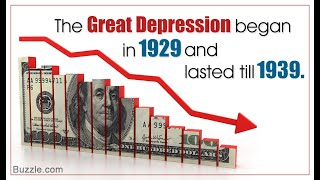 Lessons Learnt The Great Depression 1929
