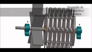 Maquina Trituradora SolidWorks 2010