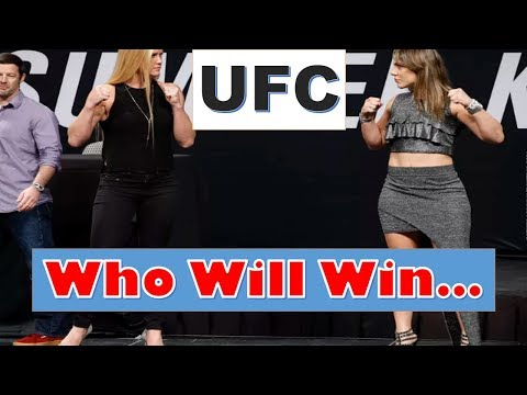 Who will win...| holly holm vs bethe correia | UFC fight night 111|