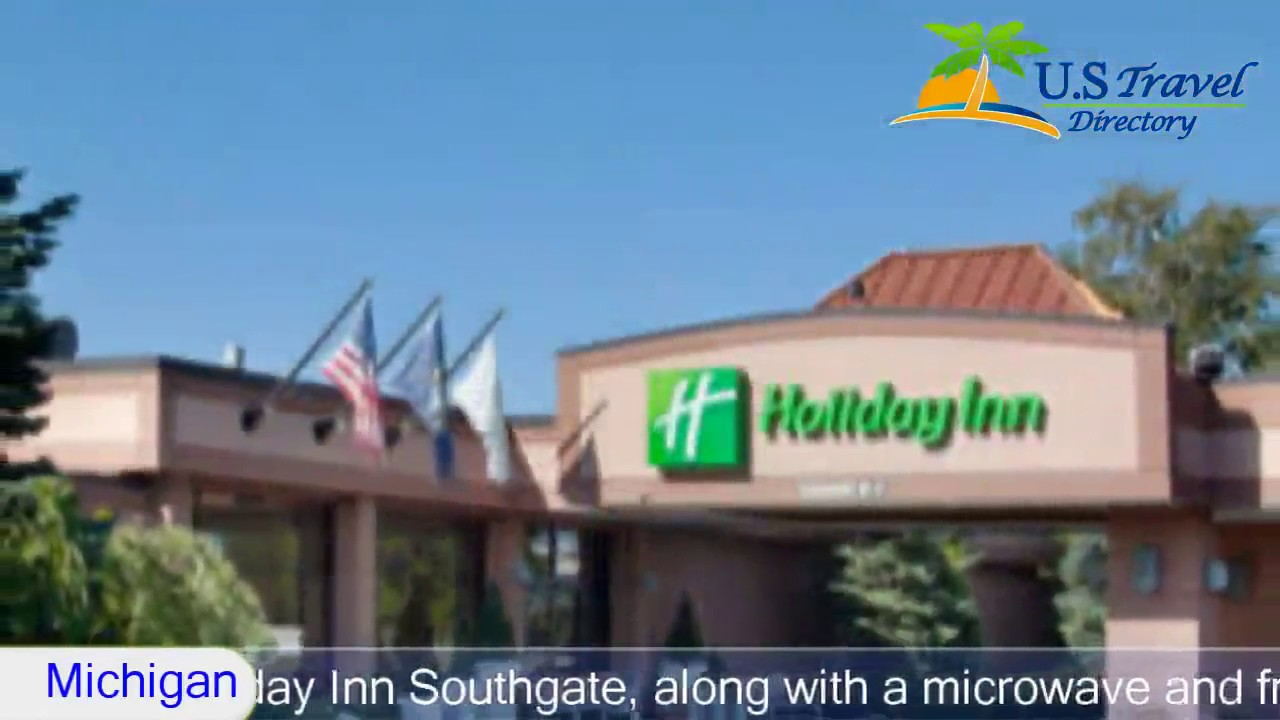 Holiday Inn Southgate Detroit South 3 Stars Hotel In Michigan