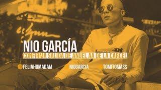 URBANOMANIA | Nio Garcia confirma salida de Anuel AA de la cárcel