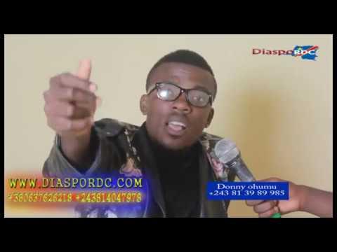 """Techno jeune leader de la RDC vous présente son style Afro Kin avec la danse """"Mutu Ya Kala"""""""