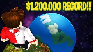 1.2 MILLION (RECORD ASSOLUTO) - Roblox: Broken Bones