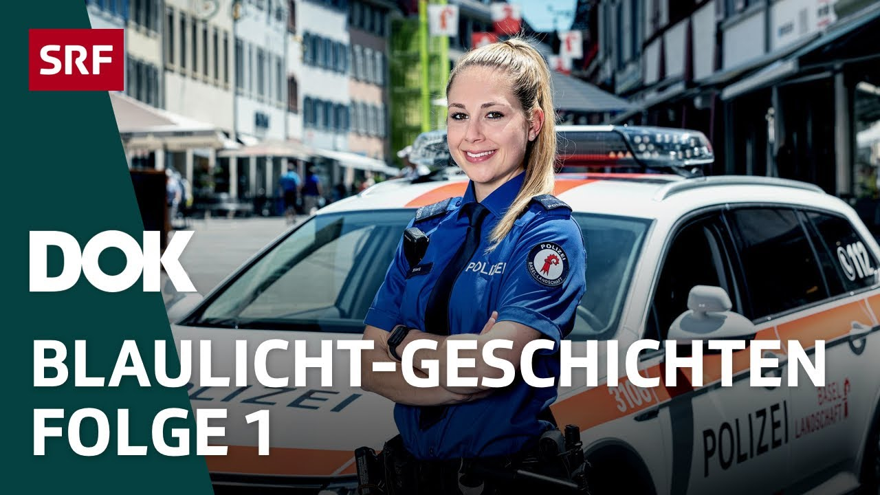 Download Unterwegs mit der Polizei - Start in der Polizeischule | Doku | SRF Dok
