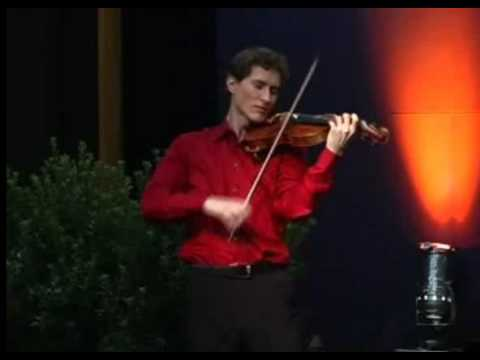 Josef Spacek | Paganini Violin Caprice # 11 | Michael Hill International Violin Competition | 2009
