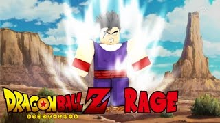 Roblox DBZ Rage Tips # 1 How to Upar your agility fast!!!