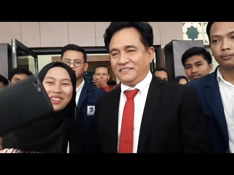 Kini Menjadi Pengacara Jokowi Ma'ruf Amin, Yusril:  Itu Masalah Profesional dan Pertimbangan Praktis Mp3