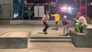 3 Year Skateboarding Progression