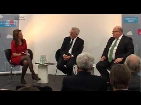 Diskussion | Peter Altmaier | Winifred Kretschmann