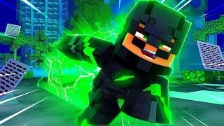 Minecraft: SPEEDMAN - O NOVO SUPER HERÓI! #1 (SÉRIE NOVA)
