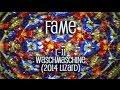 R-11 FAME ( optical mandala kaleidoscope vector bugs nature ) 720HD