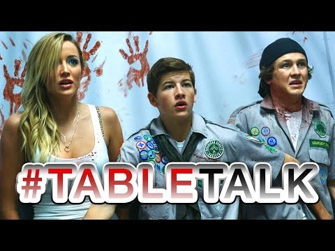 Scouts Vs. Zombies with Logan Miller on #TableTalk!
