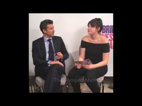 Patrick Dempsey Talks Greys Anatomy And Mcdreamy