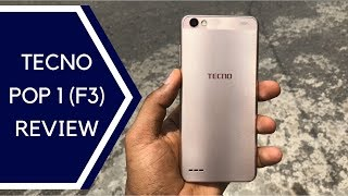 TECNO POP 1 a.k.a TECNO F3 - Unboxing And Review
