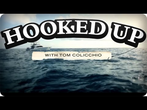 Hooked Up w/ Tom Colicchio | Series Sizzle | Reserve Channel ...